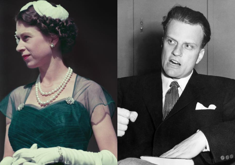 Billy Graham dead: Truth behind Queen Elizabeth II's friendship with