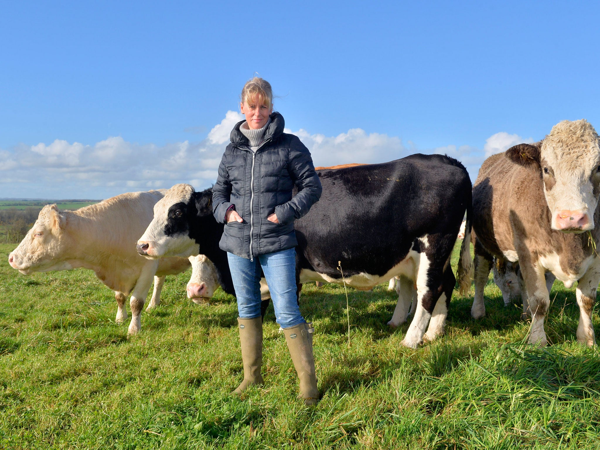 National Farmers' Union elects first female president in 110-year history