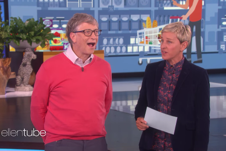 Bill Gates was asked by Ellen DeGeneres to guess the prices of everyday groceries and it didn't go well