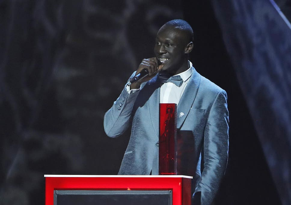 Stormzy Made Katy Perrys Parody Of Trump And May At Last Years