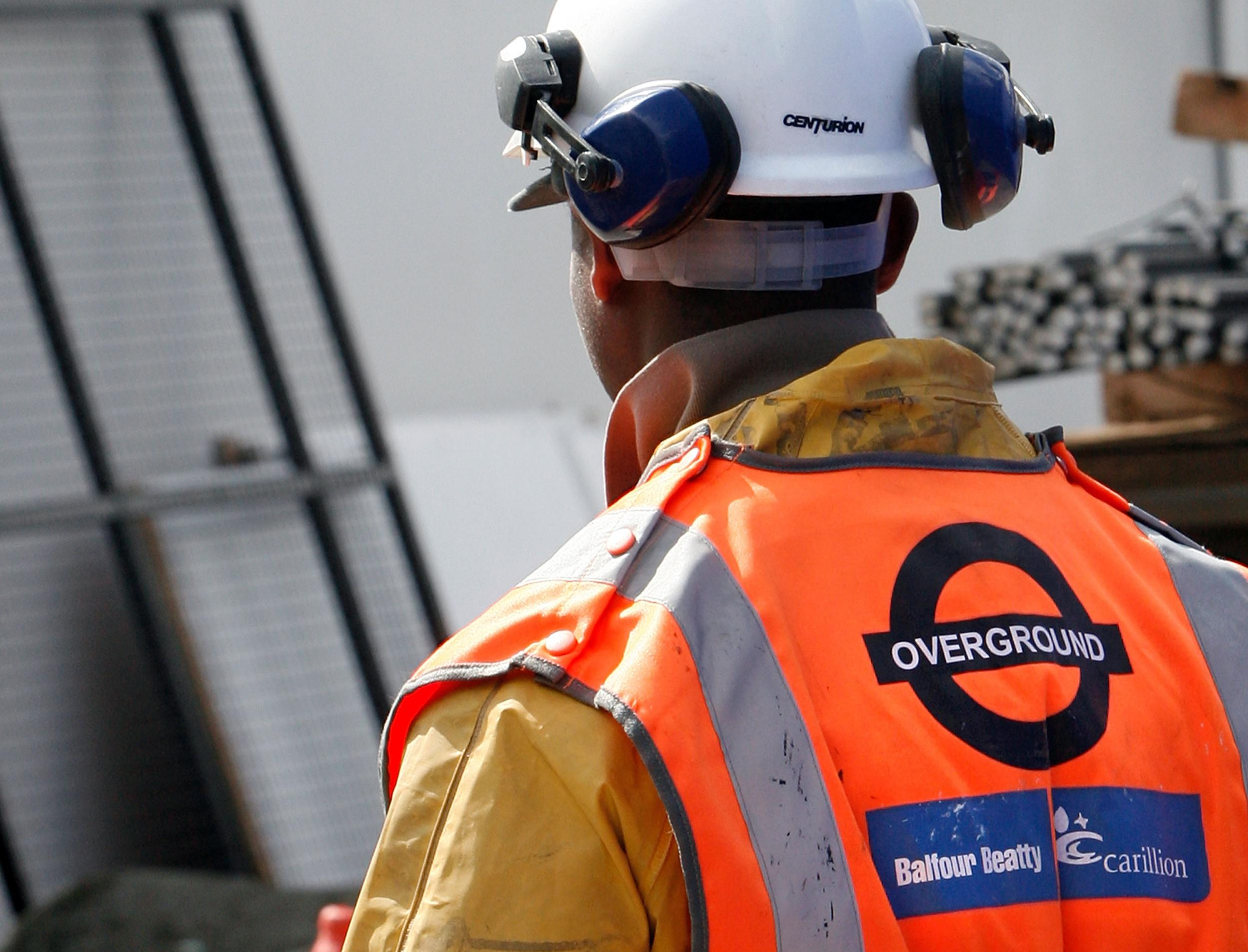 Carillion rail contracts sale safeguards hundreds of jobs