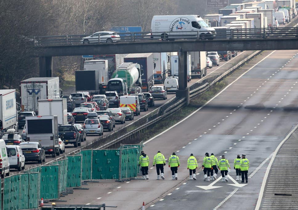 M20 Latest Man Arrested On Suspicion Of Murder After Body Found On