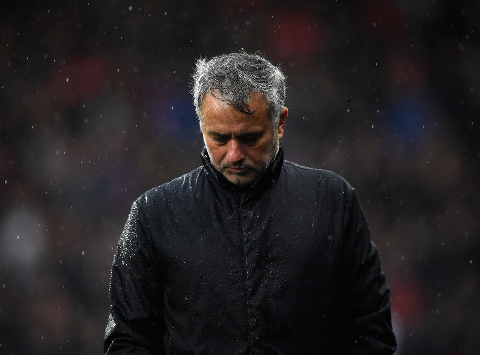 Mourinho's career has been haunted by his first Chelsea experience