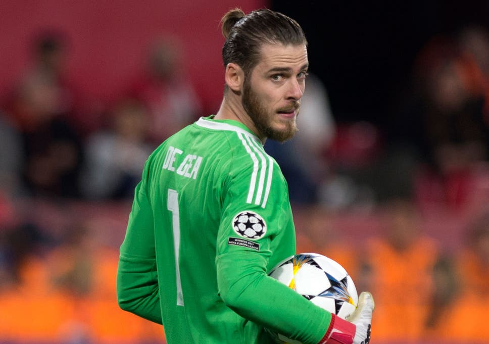 d642a20846b David de Gea bailed Manchester United in Seville, as he so often has in the