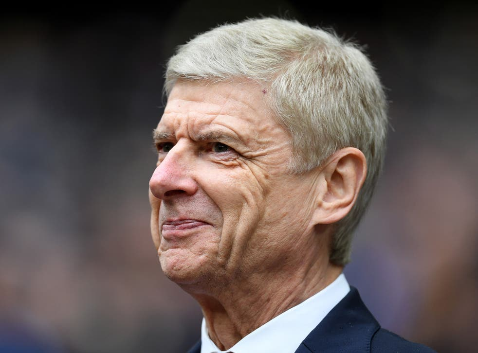 Arsene Wenger has been handed a boost
