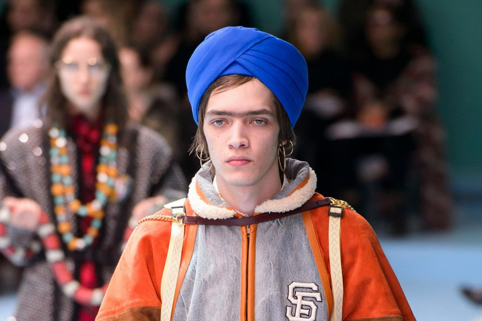 88586ac5922ff Gucci accused of cultural appropriation for selling £600  Indy Turban  at  Nordstrom