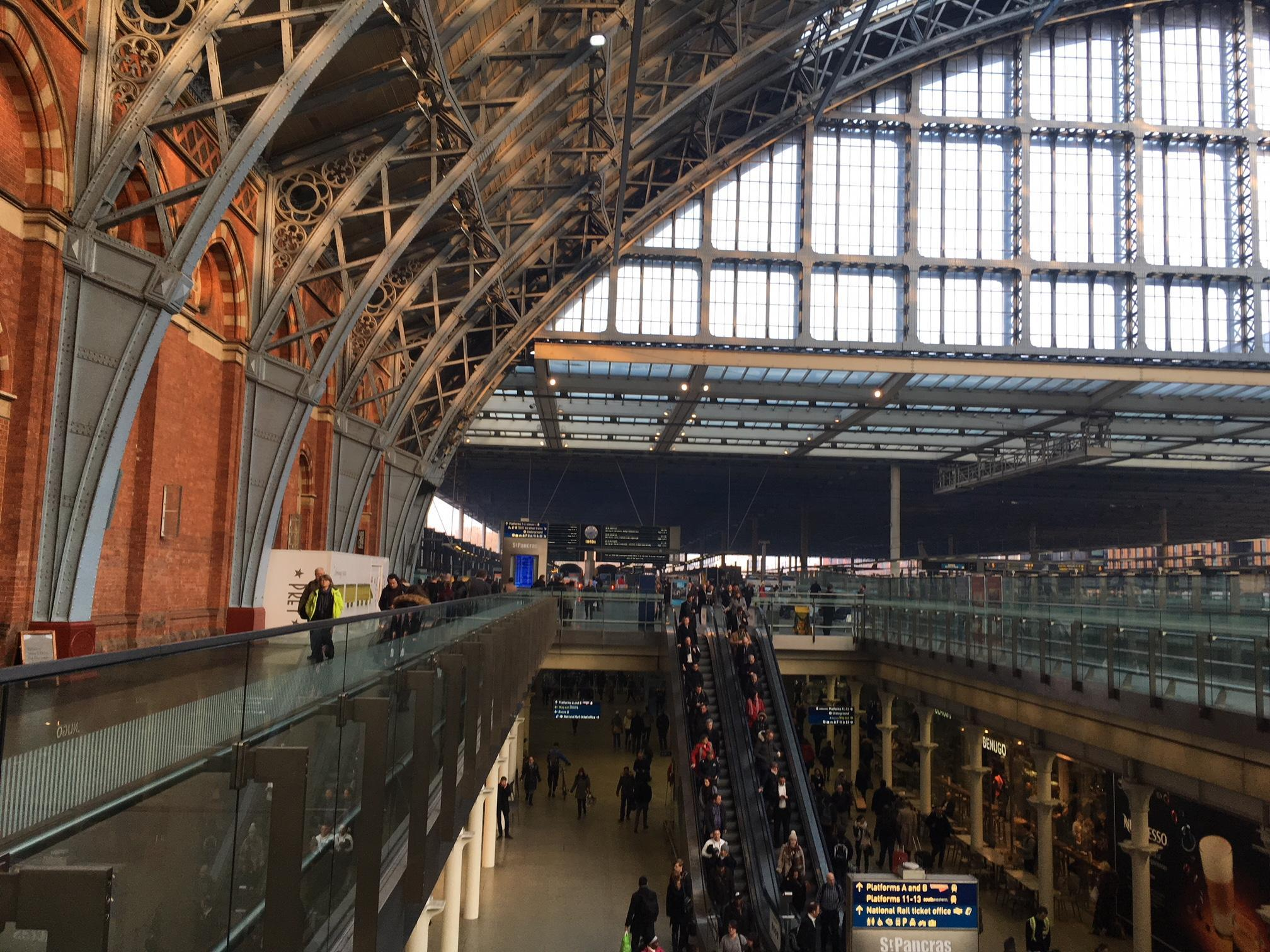 UK rail timetable delays to jeopardise journeys from May onwards