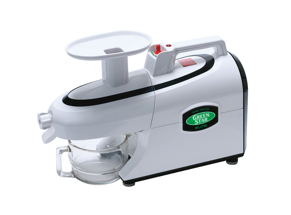 Green Star Masticating Juicers for sale