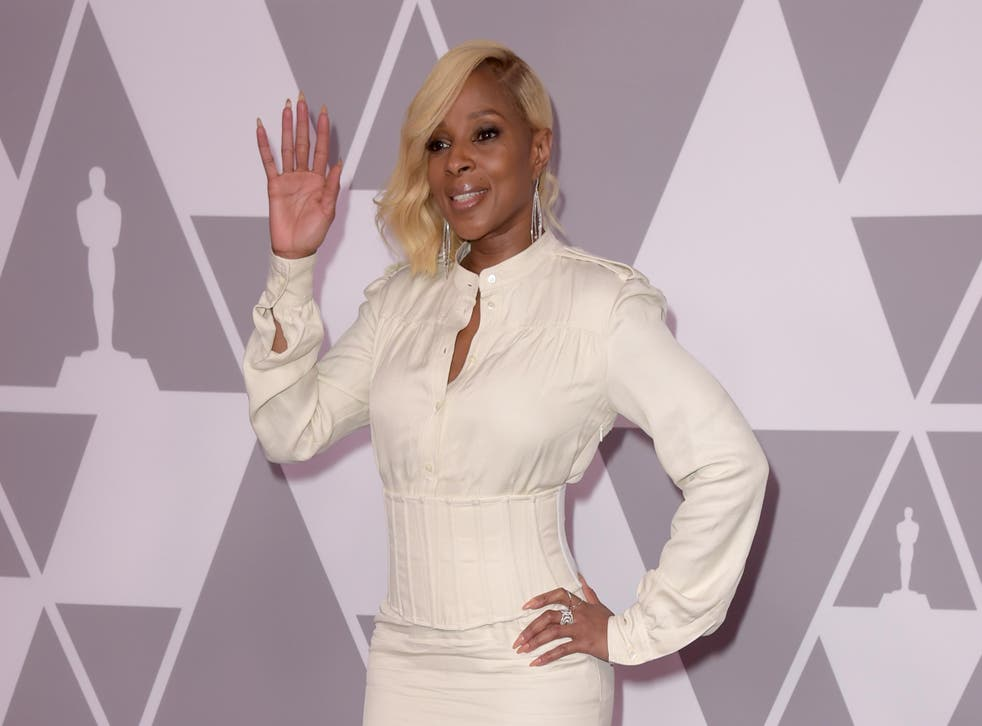 Mary J. Blige. Credit: Kevin Winter/Getty Images