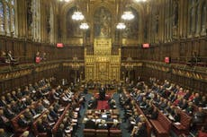 House of Lords passes EU Withdrawal bill after peers back down