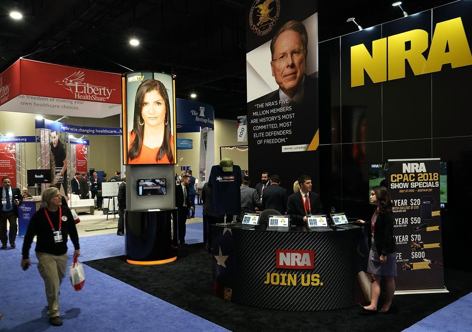 NRA backlash as companies end discounts for members after Florida ...