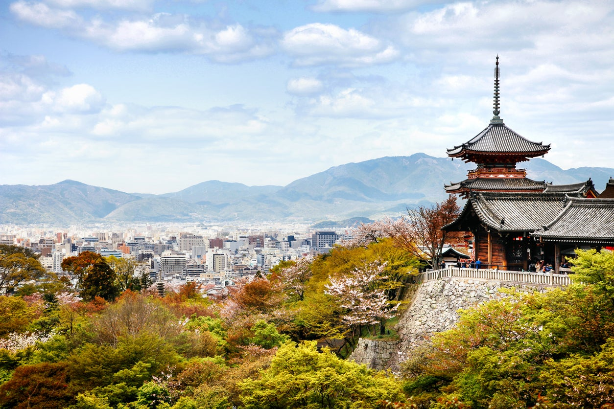 Kyoto guide: Where to eat, drink shop and stay in Japan's temple-filled city