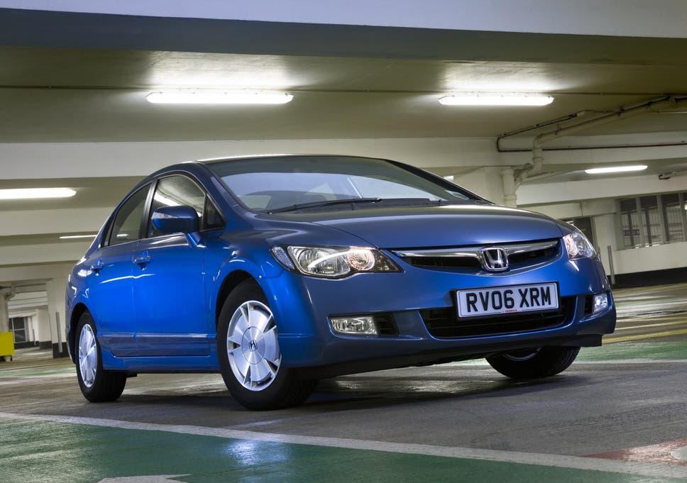 Car Choice: Lexus IS250 SE Or Honda Civic Hybrid