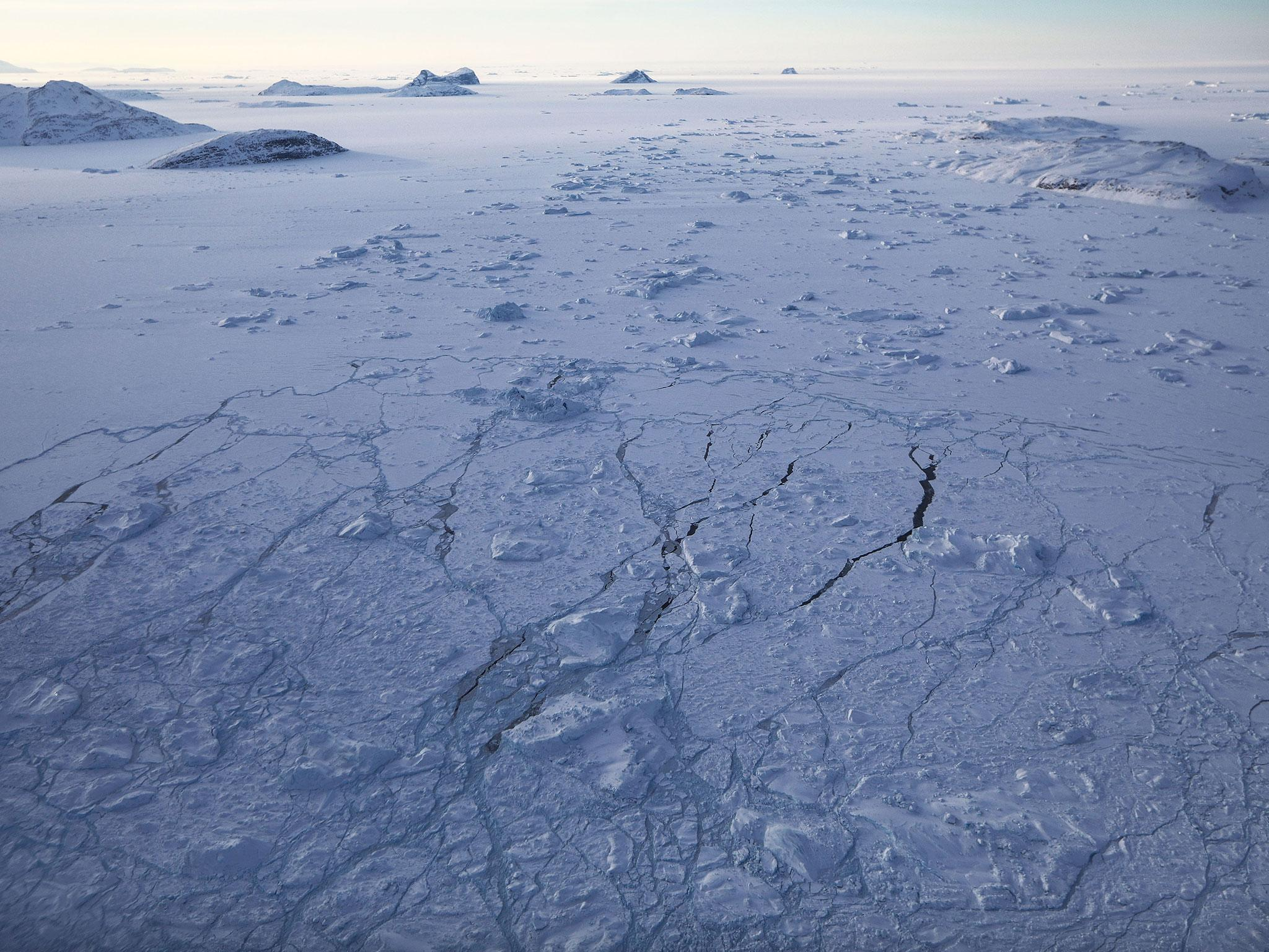 The Arctic is 30C hotter than normal