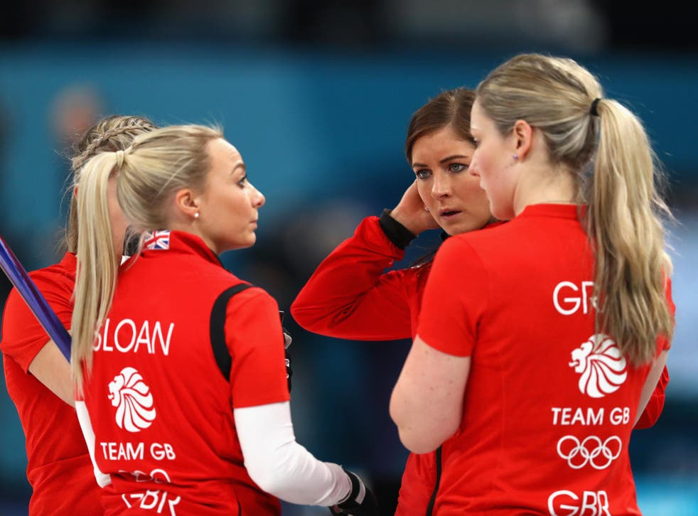 The women's curlers were unable to retain their bronze medal from four years ago