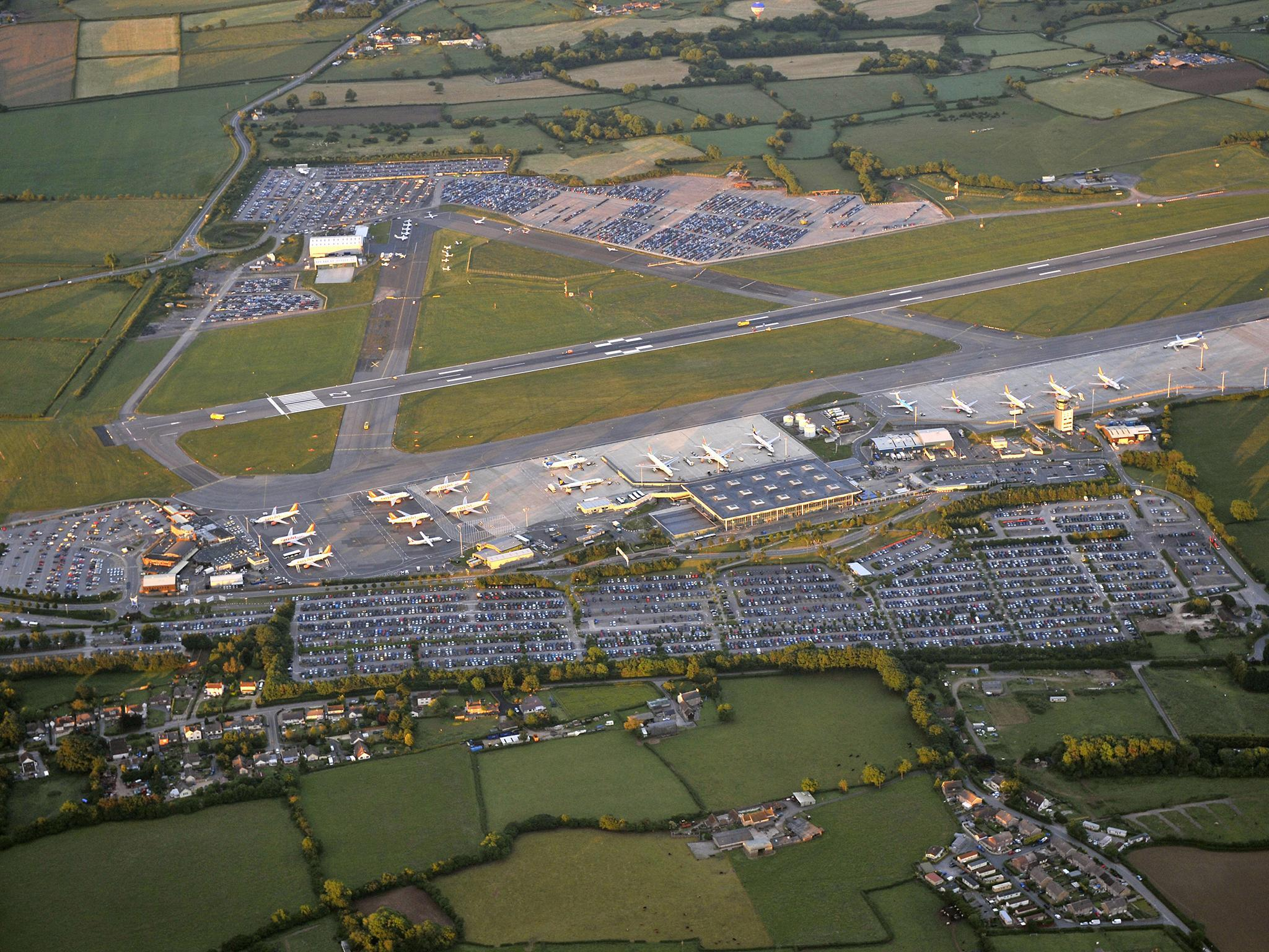 Uk Basketball: Bristol Airport Delays Warning After Alarm Triggers
