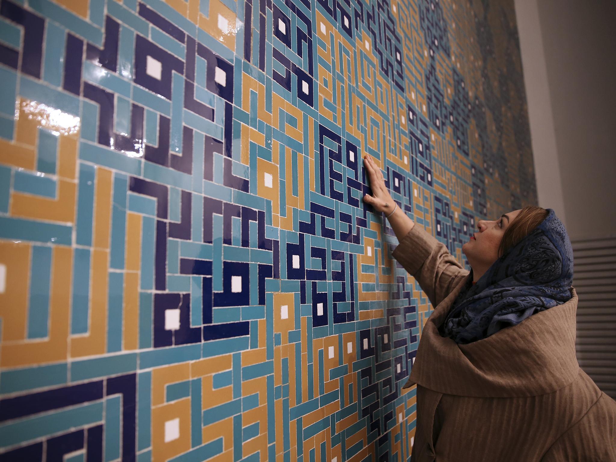Avant-garde mosque in Iran infuriates religious hardliners
