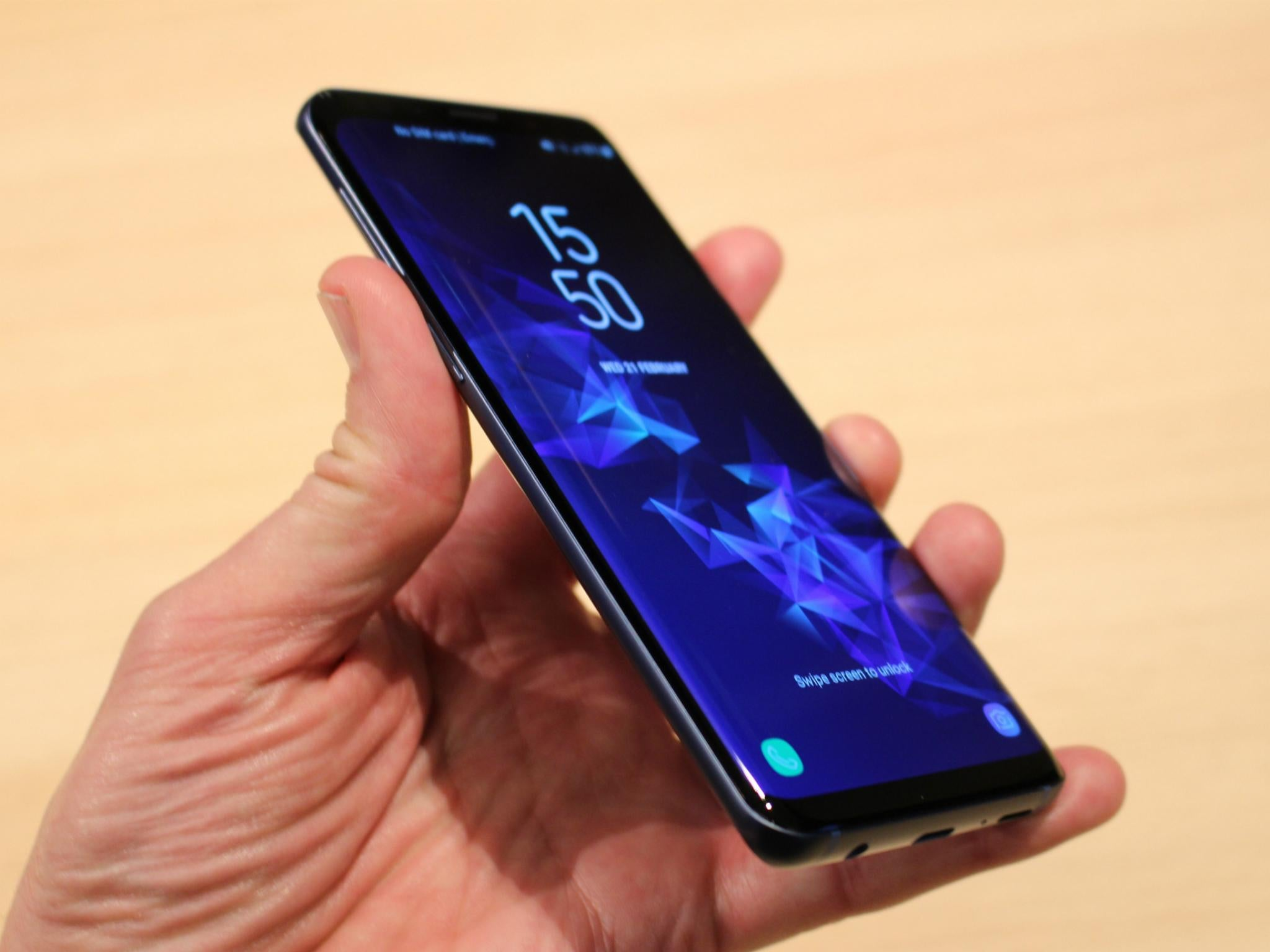 Samsung Galaxy S9 hands-on review: A stunning phone with an