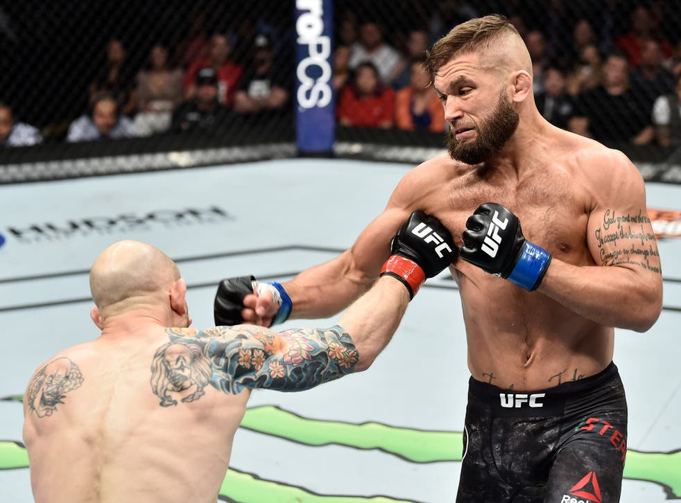 Jeremy Stephens picked up an important win