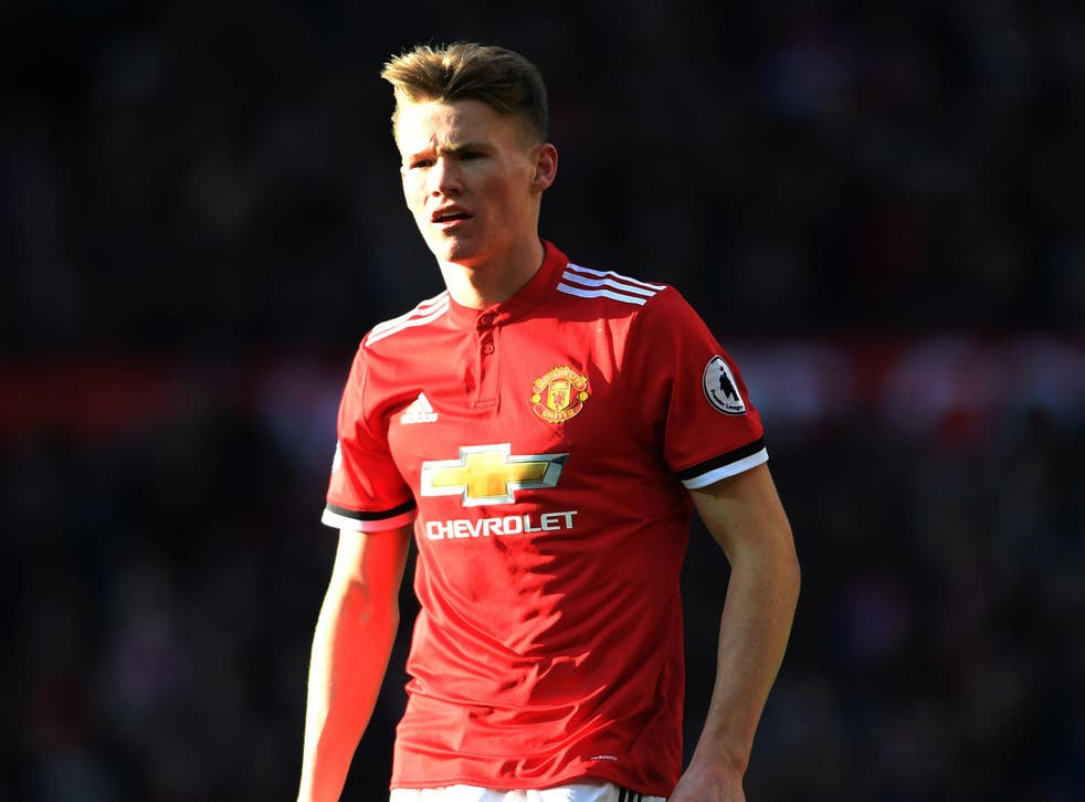 Scott McTominay has impressed since coming into Manchester United's midfield