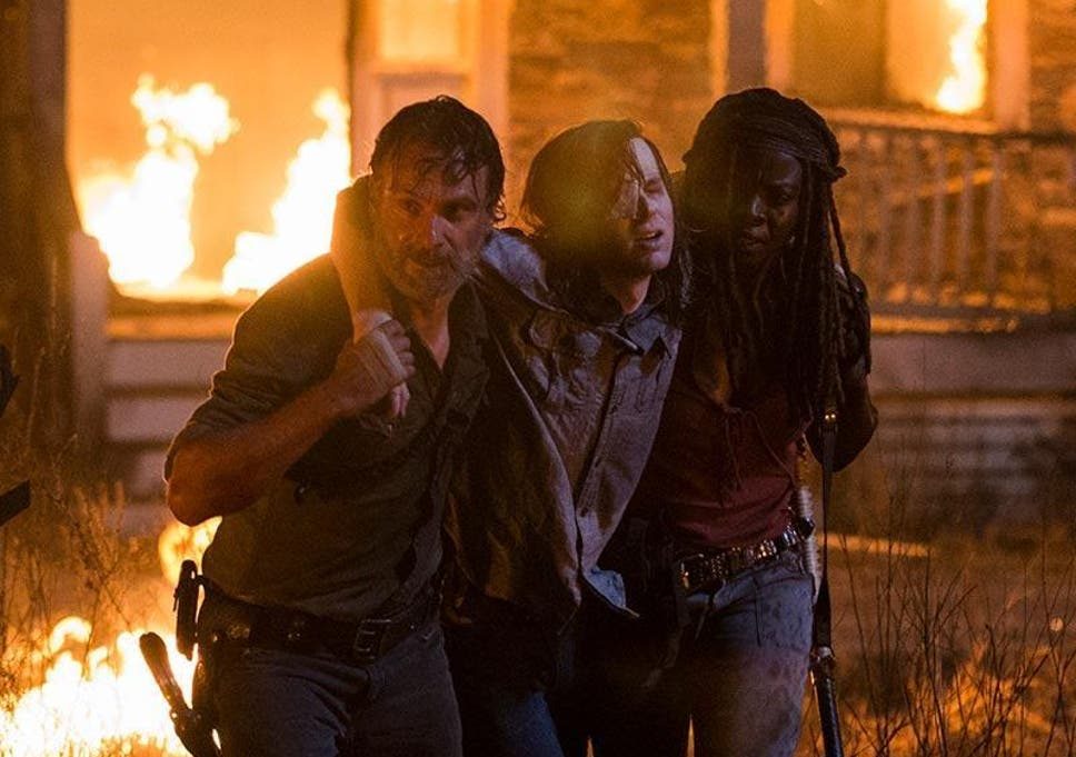 The Walking Dead remains one of cable TV's highest-viewed US