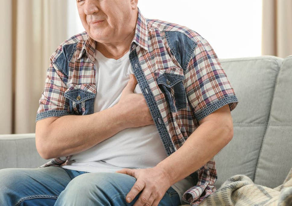 Four in five people at risk of early death from heart attack