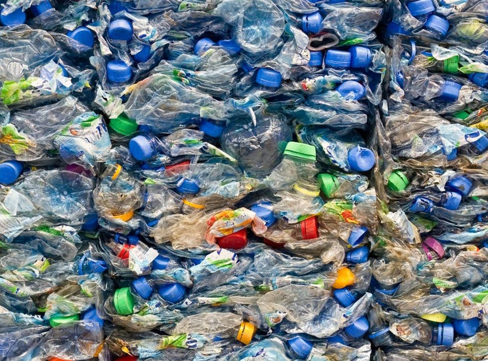 Official figures state that 39 per cent of plastic packaging produced is recycled but the true figure could be just 23 to 29 per cent, according to a report