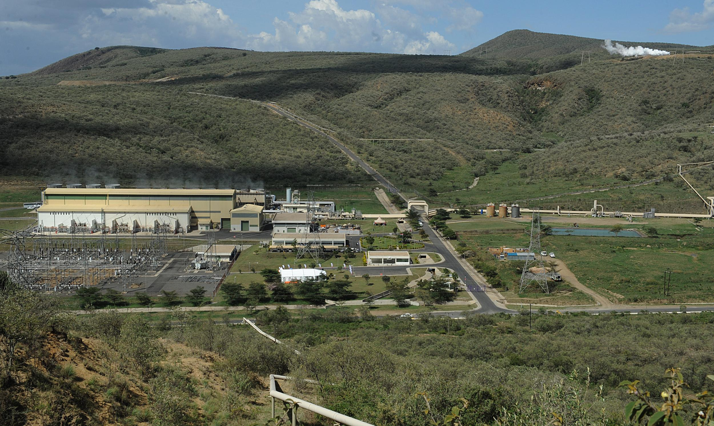 How Kenya is harnessing geothermal energy to power its growing econo…