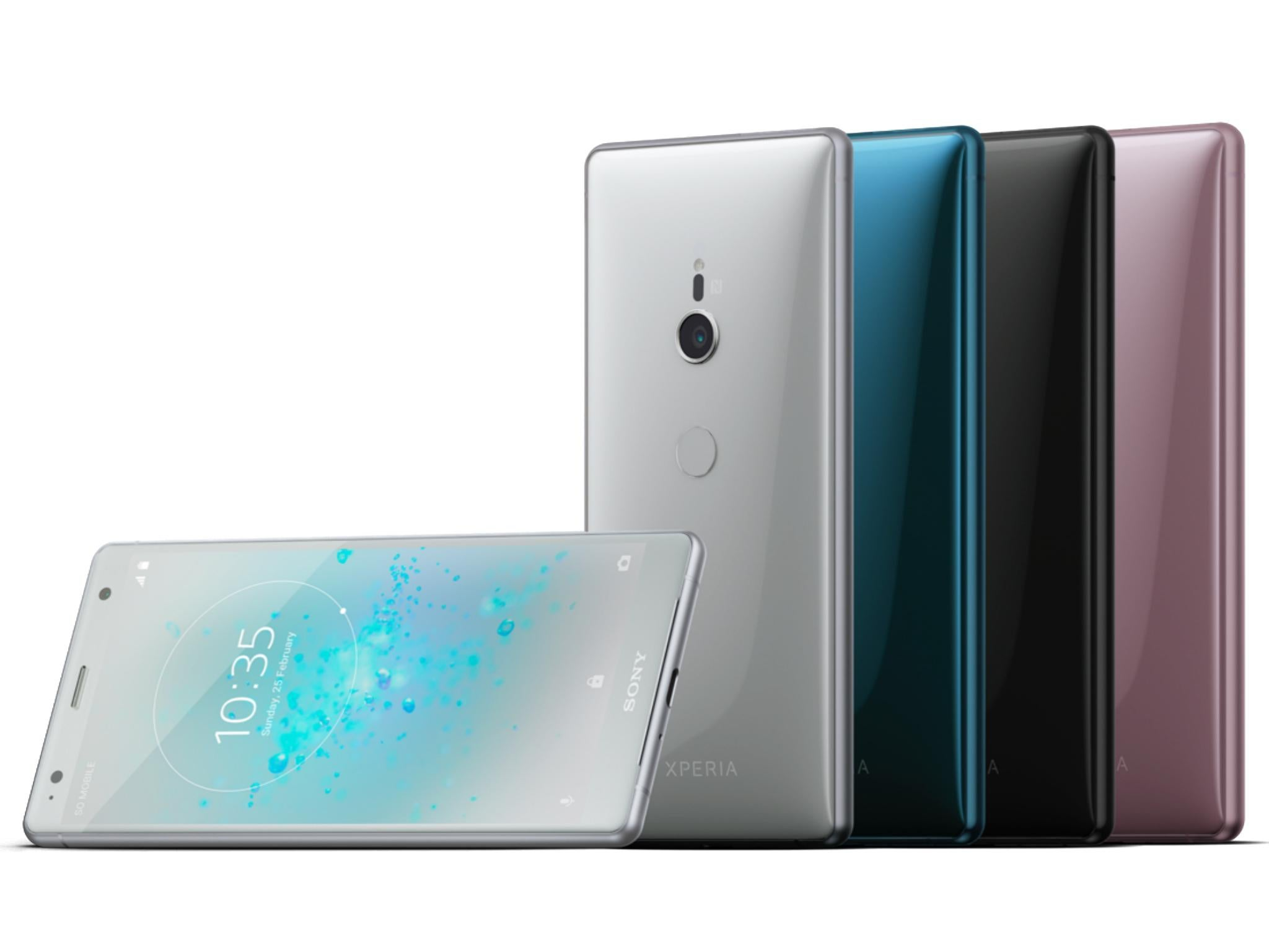 Sony Xperia XZ2: Release date, specs, features - everything