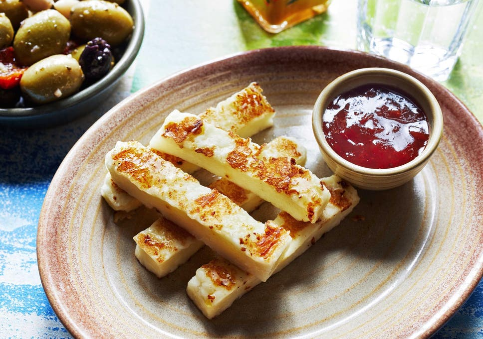 Nandos Launches Halloumi Sticks In Uk The Independent