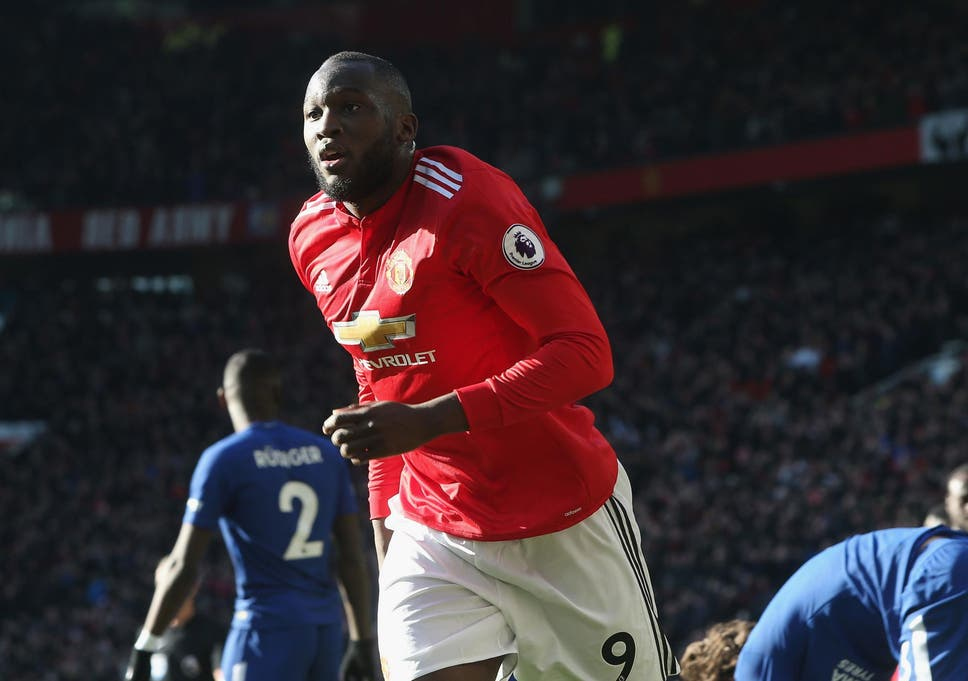 3dfda4855 Manchester United striker Romelu Lukaku expects  more respect  for his  goalscoring talents