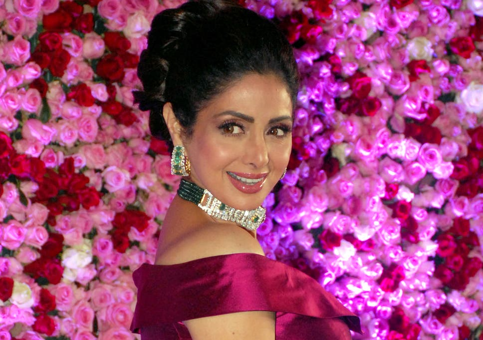 Sridevi: Bollywood superstar who starred in 300 films and