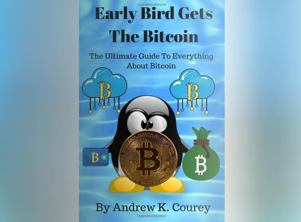 The 57-page book capitalises on its author's interest in cryptocurrencies, inspired by hours spent studying YouTube videos