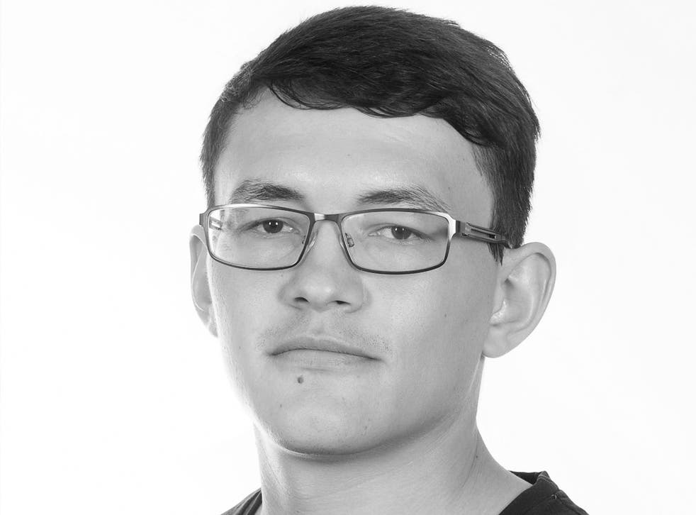 Slovakia's investigative journalist Jan Kuciak, who was shot dead in his home