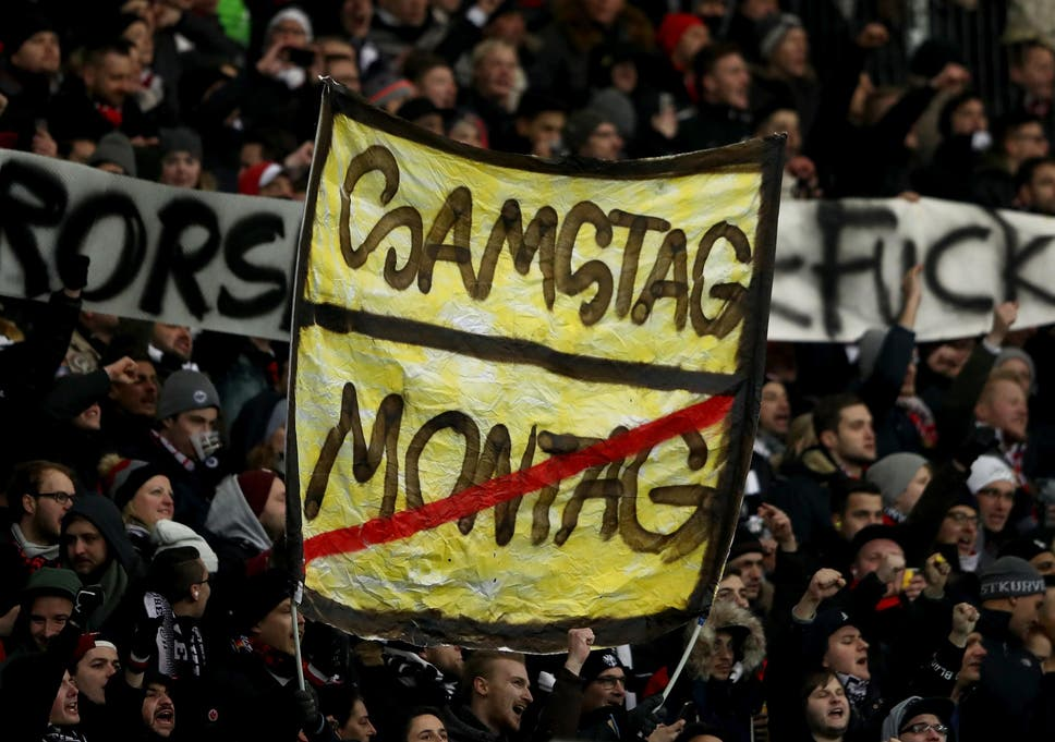 15 000 Borussia Dortmund Fans Boycott Game With Augsburg In Protest