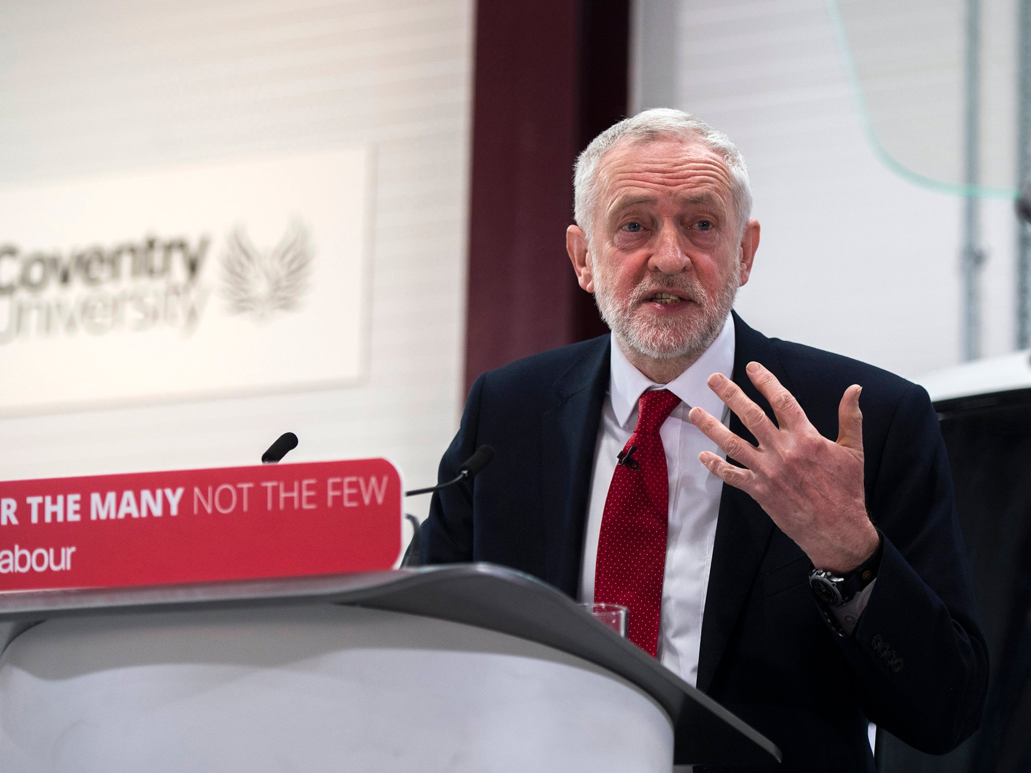 Business bodies throw support behind Corbyn's calls to keep customs union after Brexit
