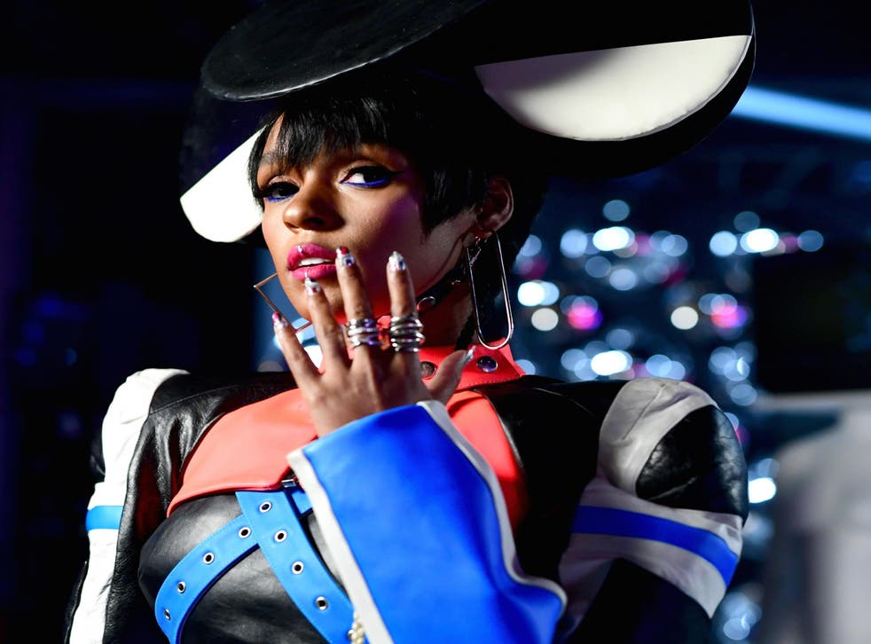 Janelle Monae spoke about her sexuality in public for the first time with Rolling Stone