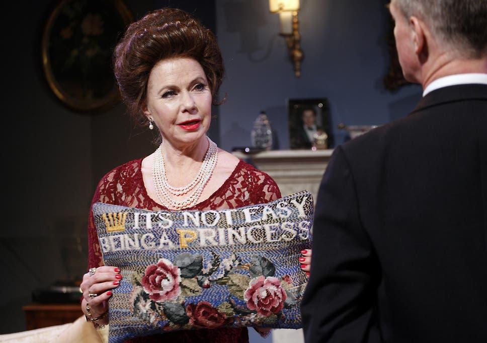 A Princess Undone Park Theatre London Review Uneven But Worth A