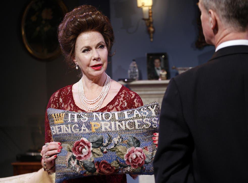 Felicity Dean swoops between condescending Cockney mateyness and steely snobbery