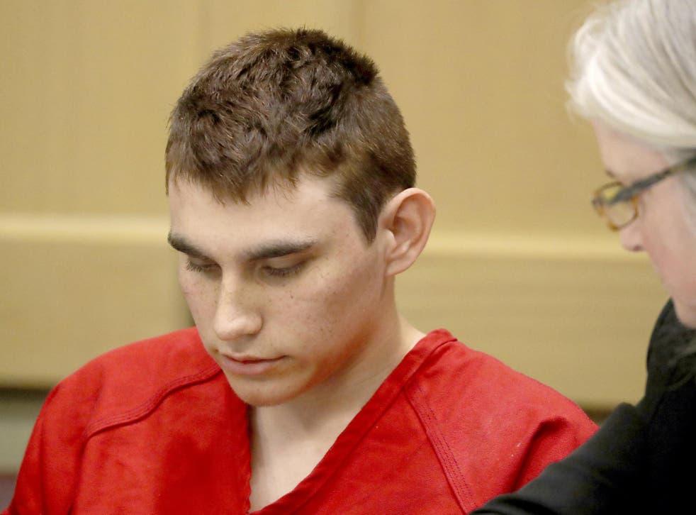Nikolas Cruz is accused of murdering 17 people