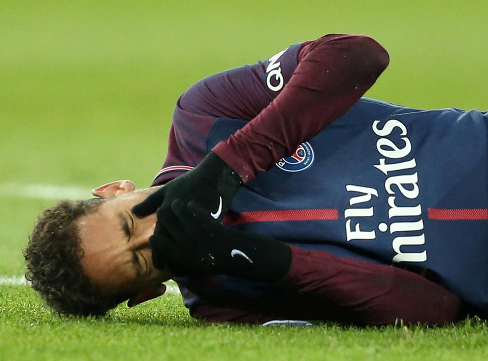 Neymar could be forced to play against Real Madrid and risk missing the World Cup