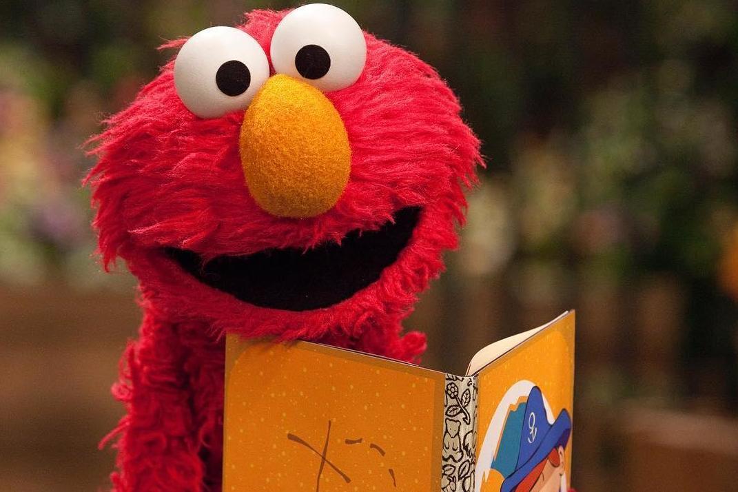 There is a scientific reason children go crazy for Elmo