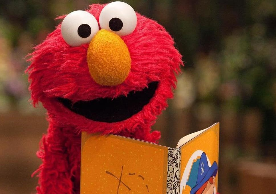The Scientific Reason Toddlers Go Crazy For Elmo The Independent