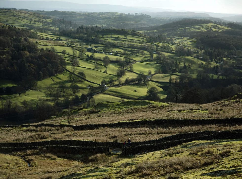 The tremor's centre was on the edge of the Lake District, but it could be felt throughout nearby urban areas