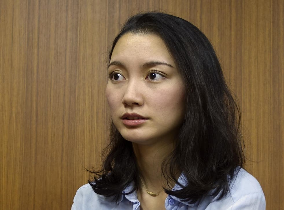Shiori Ito, a journalist, says was raped by a prominent TV newsman in 2015