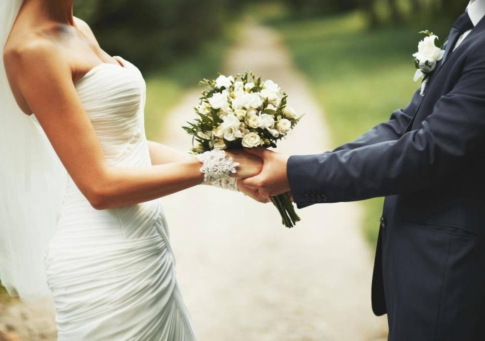 Marriages between men and women hit lowest rate on record | The