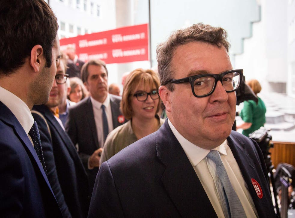 Deputy Labour leader Tom Watson will not take further donations