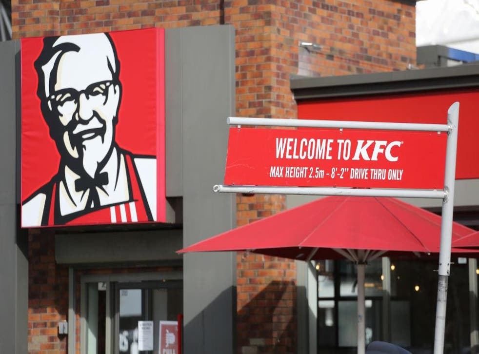 Last month KFC issued a full-page apology in a newspaper for what it described as 'teething problems' with its new supplier