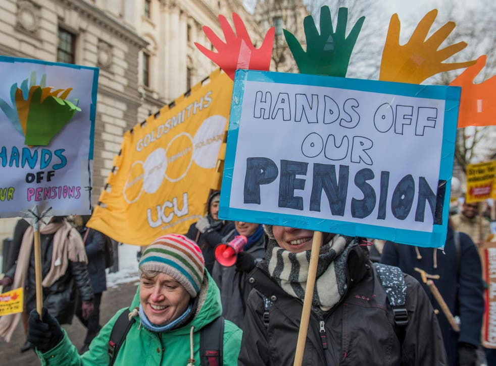 Sam Gyimah has called on universities to compensate students affected by ongoing pension strikes