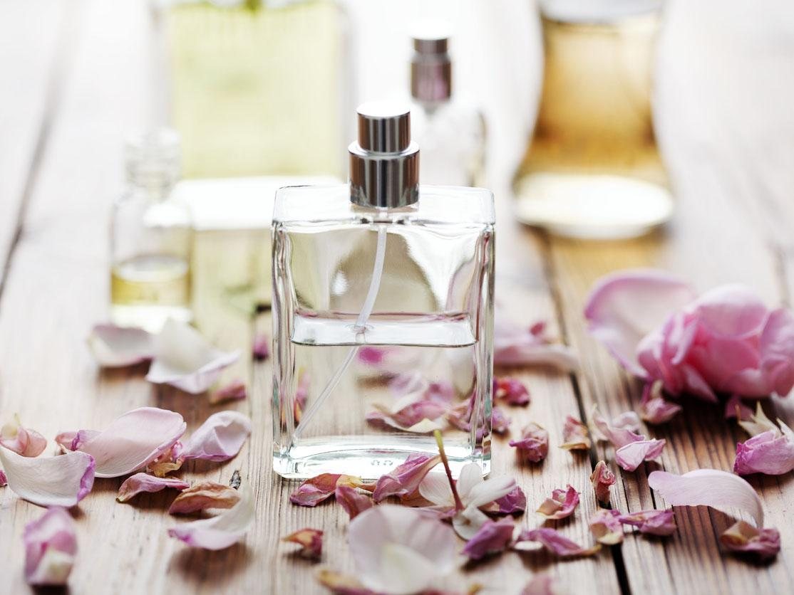 five fragrances that are perfect for spring